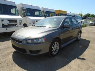 Used 2011 Mitsubishi Lancer SE for sale in Mississauga, ON