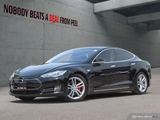 Used 2014 Tesla Model S P85D,Autopilot,80AMP,Roof,Insane Mode,Recaro EV for sale in Mississauga, ON