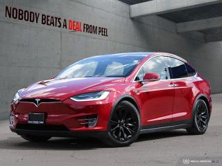 Used 2017 Tesla Model X 100D, 7 Pass, Summon, Enhanced Autopilot2, Subzero for sale in Mississauga, ON