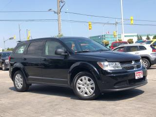Used 2015 Dodge Journey CVP**Cruise Control**Push Start**U-Connect** for sale in Mississauga, ON