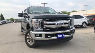 Used 2018 Ford F-350 Super Duty SRW Xlt 6.7 V8 Diesel Navigation Leather Seats for sale in Midland, ON