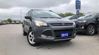 Used 2015 Ford Escape Se 1.6l I4 Eco Navigation Heated Seats for sale in Midland, ON