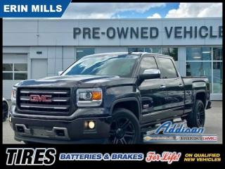 Used 2014 GMC Sierra 1500 1500 SLE Crew Cab Std Box 4WD 3SA Heated Seats|Rem for sale in Mississauga, ON