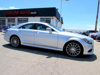 Used 2015 Mercedes-Benz CLS-Class CLS400 4MATIC AMG Certified for sale in Milton, ON