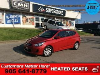 Used 2013 Hyundai Accent GL  5DR HATCHBACK AUTO GL TRIM for sale in St. Catharines, ON
