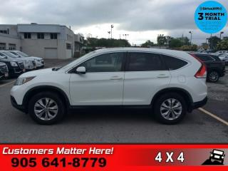 Used 2012 Honda CR-V EX-L  AWD 5DR EX-L LEATHER ROOF for sale in St. Catharines, ON