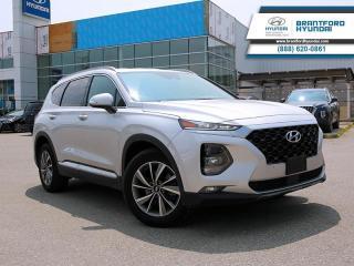 Used 2019 Hyundai Santa Fe for sale in Brantford, ON