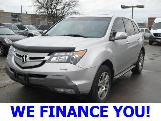 Used 2009 Acura MDX for sale in Toronto, ON