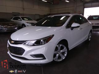 Used 2016 Chevrolet Cruze Cuir/toit/nav/bose/d for sale in Blainville, QC