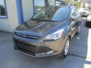 Used 2016 Ford Escape FOUR-WHEEL DRIVE SE MODEL 5 PASSENGER 1.6L - ECO-BOOST.. HEATED FRONT SEATS.. SYNC TECHNOLOGY.. BACK-UP CAMERA.. for sale in Bradford, ON