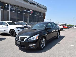 Used 2015 Nissan Altima 2.5 SL NAVI/LEATHER/SUNROOF/REAR CAMERA for sale in Concord, ON