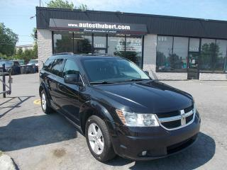 Used 2010 Dodge Journey SXT ** 7 PLACES+ TOIT OUVRANT ** for sale in St-Hubert, QC