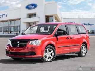 Used 2013 Dodge Grand Caravan SE for sale in Winnipeg, MB