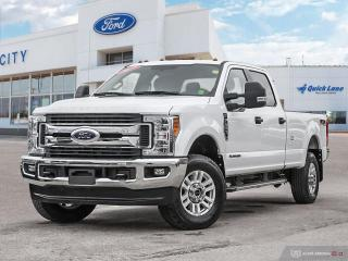 Used 2017 Ford F-350 XLT for sale in Winnipeg, MB