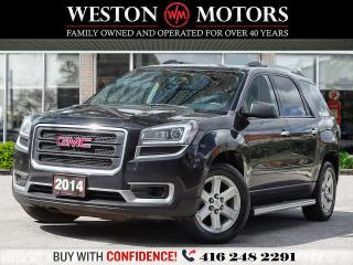 Used 2014 GMC Acadia SLE2*AWD*7PASS*REV CAM*HEATED SEATS!*A MUST SEE!!* for sale in Toronto, ON