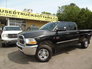 Used 2010 Dodge Ram 2500 SLT 6.7 cummins turbo diesel for sale in Ottawa, ON