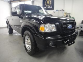 Used 2007 Ford Ranger 4X4,ONE OWNER,NO ACCIDENT,ALL SERVICE RECORDS for sale in North York, ON