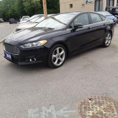 Used 2016 Ford Fusion SE for sale in Orillia, ON