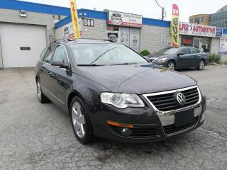 Used 2010 Volkswagen Passat ACCIDENT FREE | LOW MILEAGE | SUNROOF | LEATHER for sale in Oakville, ON