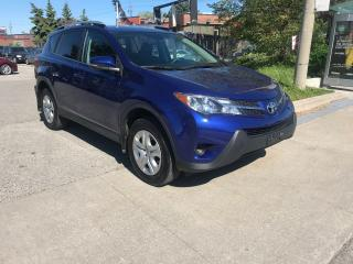 Used 2014 Toyota RAV4 LE,AWD,B/U,CAMERA,H/SEATS,SAFETY+3YRS WARANTY INCL for sale in Toronto, ON