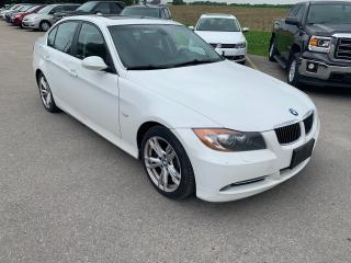 Used 2007 BMW 3 Series 335xi for sale in Waterloo, ON