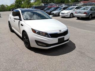 Used 2013 Kia Optima EX LUXURY for sale in Scarborough, ON