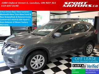 Used 2015 Nissan Rogue S+Camera+Bluetooth+New Tires & Brakes+A/C for sale in London, ON