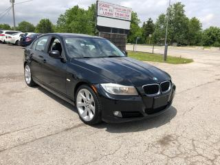 Used 2011 BMW 3 Series 323i for sale in Komoka, ON