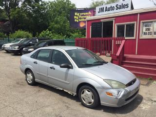 Used 2004 Ford Focus SE for sale in Toronto, ON