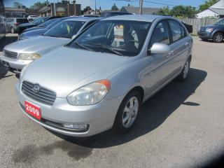 Used 2009 Hyundai Accent AUTO GL for sale in Hamilton, ON