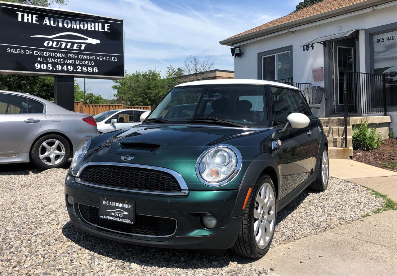 Used 2009 Mini Cooper S S Manual Pano Roof No Accident For Sale In