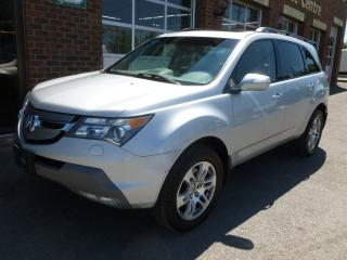 Used 2009 Acura MDX Tech pkg for sale in Weston, ON