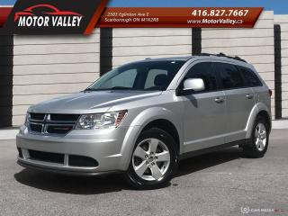 Used 2014 Dodge Journey SE Plus 7-Passenger No Accident! for sale in Scarborough, ON