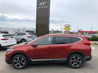 Used 2017 Honda CR-V Touring for sale in North Bay, ON