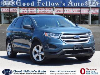Used 2016 Ford Edge SE MODEL, 4CYL 2.0 LITER ECOBOOST, REARVIEW CAMERA for sale in Toronto, ON