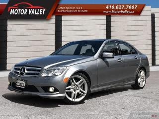 Used 2010 Mercedes-Benz C-Class C 350 1-Owner No Accident for sale in Scarborough, ON