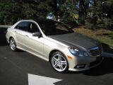 Photo of Beige 2011 Mercedes-Benz E-Class