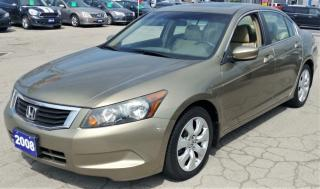 Used 2008 Honda Accord EX for sale in Hamilton, ON