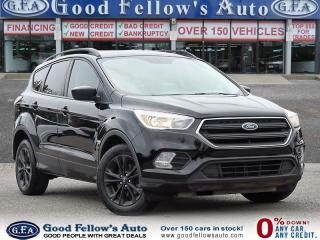 Used 2017 Ford Escape SE MOEDEL, REARVIEW CAMERA, HEATED SEATS, 1.5 L for sale in Toronto, ON
