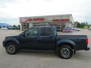 Used 2016 Nissan Frontier Pro-4X for sale in Owen Sound, ON