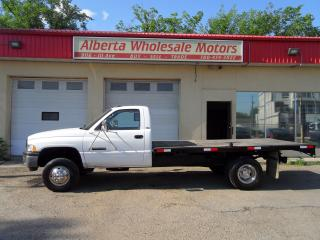 Used 1998 Dodge Ram 3500 SLT LARAMIE for sale in Edmonton, AB