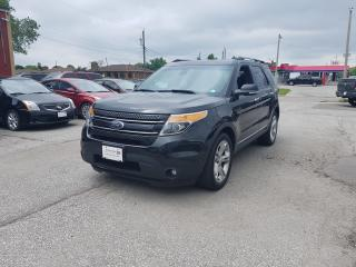 Used 2014 Ford Explorer LIMITED for sale in Windsor, ON
