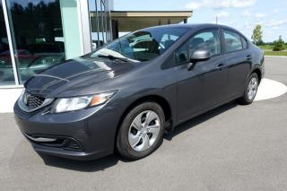 Used 2013 Honda Civic LX for sale in Carp, ON