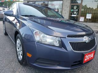 Used 2014 Chevrolet Cruze 1LT/Clean Carproof/Mint Condition!!!!! for sale in Scarborough, ON