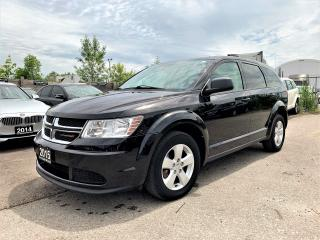 Used 2015 Dodge Journey Canada Value Pkg for sale in Brampton, ON