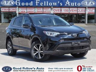 Used 2018 Toyota RAV4 LE MODEL, 2.5 LITER 4CYL, AWD, REARVIEW CAMERA for sale in Toronto, ON