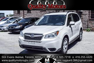 Used 2015 Subaru Forester i for sale in Etobicoke, ON