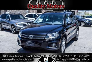Used 2013 Volkswagen Tiguan Trendline for sale in Etobicoke, ON