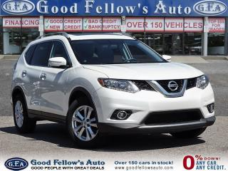 Used 2015 Nissan Rogue SV MODEL, PAN ROOF, REARVIEW CAMERA, POWER SEATS for sale in Toronto, ON