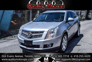 Used 2010 Cadillac SRX 3.0 Performance for sale in Etobicoke, ON